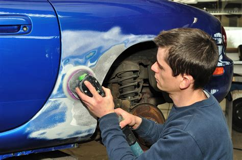 Back To 'bondo' Why Auto Body Technicians Are Using This