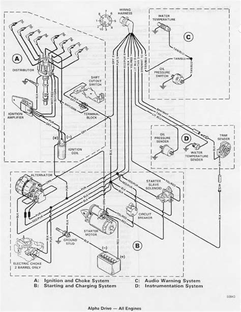 Mercruiser Starter Wiring Question Bloodydecks