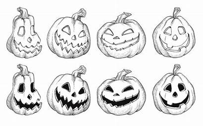 Halloween Coloring Pages Spooky Printable Activities 30seconds