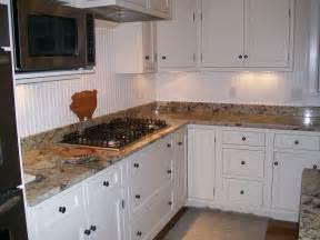 Wainscoting Backsplash Kitchen Connecting The Polka Dots On Decorating Alternative Splashing