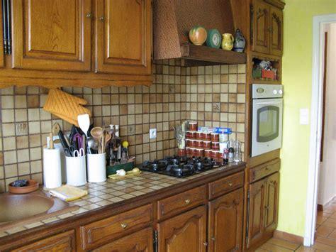am駭agement d une cuisine decoration d 39 une cuisine rustique