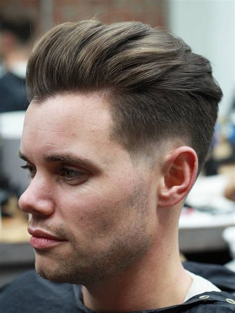 stunning mens pompadour hairstyles haircuts ideas