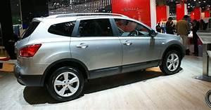 Nissan Qashqai 7 Places : nissan qashqai 2 a faire trembler les monospaces ~ Maxctalentgroup.com Avis de Voitures