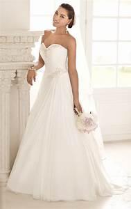 wedding dresses simple elegant wedding dresses stella york With fancy wedding dress