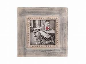 Holz Vintage Look : holz bilderrahmen vintage look grau geb rstet 10 x 10 cm fotospektrum ~ Eleganceandgraceweddings.com Haus und Dekorationen