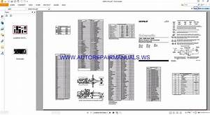 Caterpillar 12h 140h And 160h Motor Graders Electrical