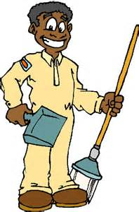 Free Cleaning Clip Art