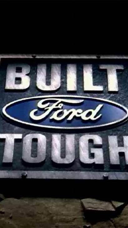 Ford Iphone Wallpapers Built Tough Backgrounds Wallpaperaccess