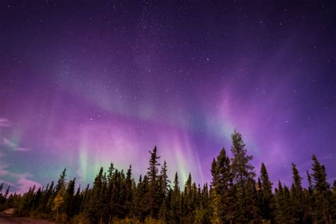 northern lights tours canada the best places to see the northern lights in canada