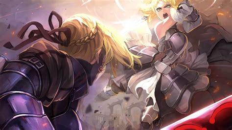 fatekaleid liner prisma illya ost excalibur clash youtube