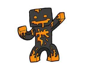 Minecraft Characters Cartoon Drawings