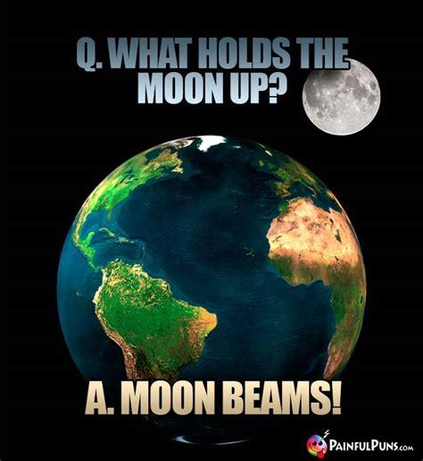 Space Bar Jokes: Moon Jokes, Lunar Puns, Moon Landing Humor 3