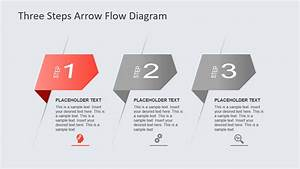 Free Three Steps Angle Arrows Powerpoint Diagram