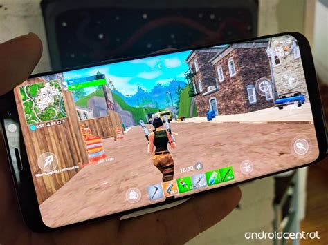 fortnite for android vs pubg mobile the battle royale battle android central