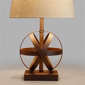 Metal Orb Accent Lamp Base World Market