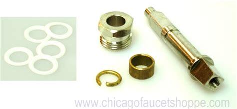 chicago faucets   tub diverter side lever stem assembly