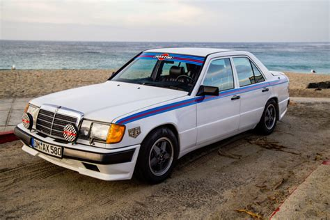 no reserve 1986 mercedes 300e 5 speed for sale on bat auctions sold for 6 150 on