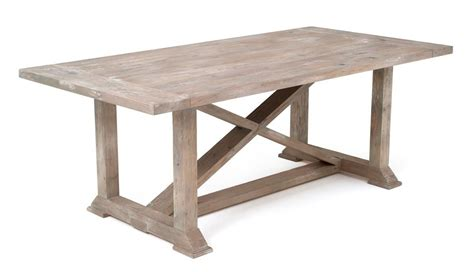 farmhouse harvest dining table rustic chic refined