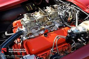 1967 Corvette 427 Engine