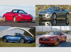 Bargain Convertibles 20 Under $20,000 » AutoNXT
