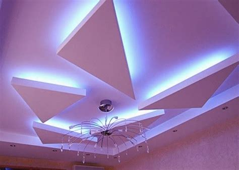 led strip lights bedroom 30 gorgeous gypsum false ceiling designs to consider for