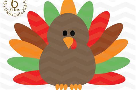 Turkey Template Clipart by Turkey Svg Turkey Clipart Thanksgiv Design Bundles