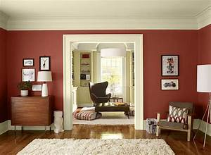 Paint, Ideas, For, Living, Room, With, Narrow, Space