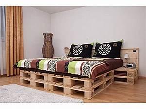 House Style Palettenkissen : doppelbett aus hochwertigen paletten ~ Articles-book.com Haus und Dekorationen