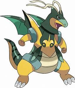 Mega Dragonite Blade Pokédex: stats, moves, evolution ...