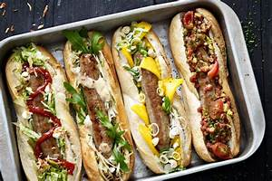 Hot Dog Belegen : hot dog variationen rezepte ~ Orissabook.com Haus und Dekorationen