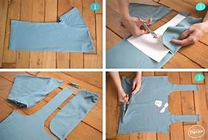 Comment Faire Un Sac : diy comment faire un sac avec un t shirt the popcase ~ Melissatoandfro.com Idées de Décoration