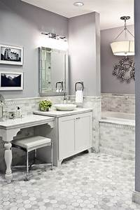 30, Cool, Pictures, And, Ideas, Honeycomb, Bathroom, Floor, Tiles, 2020