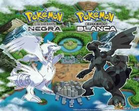 descargar pokemon blanco y negro