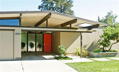 craftsman converts part  reawakening  eichler home