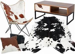 ou trouver de la deco en peau de vache joli place With tapis peau de vache avec coussin ameublement canape