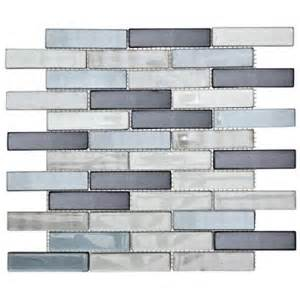 Jeffrey Court Mosaic Tile by Jeffrey Court Sterling Silver 12 In X 13 75 In X 8 Mm