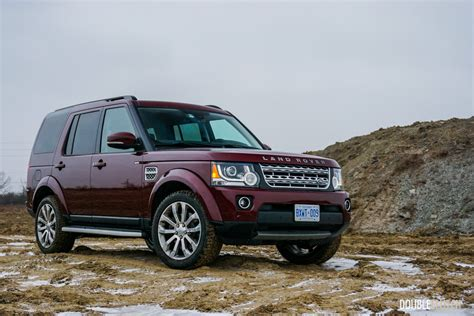 land rover lr4 2016 land rover lr4 hse review doubleclutch ca