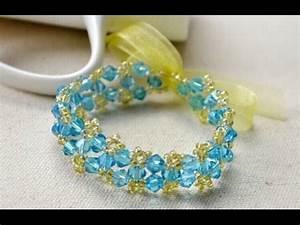 Comment Faire Un Bracelet En Perle : vid o tutoriel comment faire un bracelet simple pour les d butants youtube ~ Melissatoandfro.com Idées de Décoration