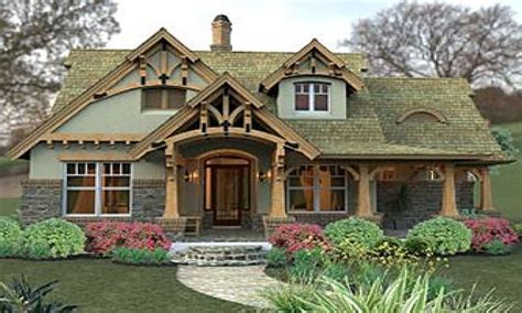 Home Plans Craftsman by California Craftsman Bungalow Small Craftsman Cottage