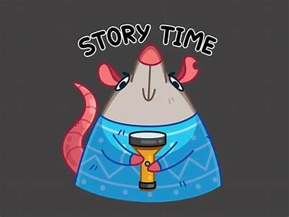 Story Animation Sticker Pack Telegram Dribbble Emoji