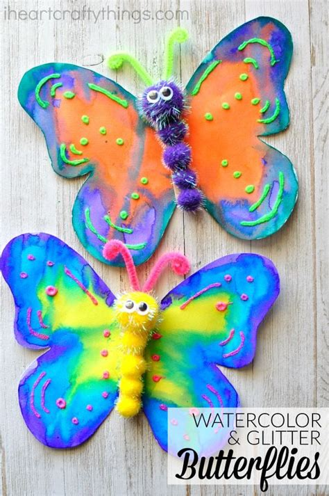 how to make a gorgeous butterfly craft i crafty 685 | fc074b35d59c39dba9610ea9136d889c