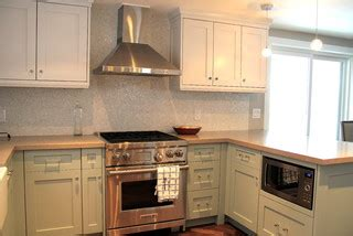 tile kitchen cabinets wasaga cottage kitchen style kitchen 2755