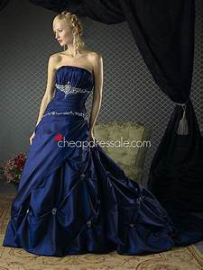 Royal blue wedding dresses dallas cowboy wedding ideas for Dallas cowboys wedding dress