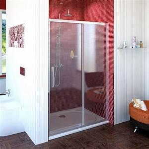 Glastür Für Dusche : schiebet r nische 130 cm r glast r 130x200 cm bxh ~ Bigdaddyawards.com Haus und Dekorationen
