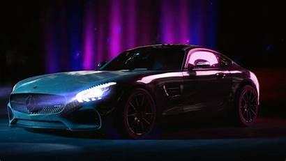 Neon Amg Gt Mercedes