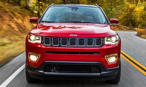 jeep compass jahreswagen neuer jeep compass 2017 erste fahrt autozeitung de