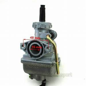 16mm Carburetor Carb For Atv Kazuma Meerkat 50cc Falcon