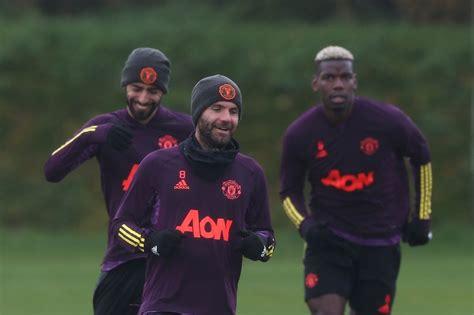 Mata and Tuanzebe to start - Manchester United predicted ...