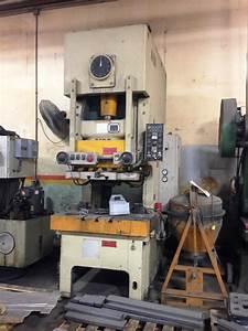 Ton In Ton : 110 ton aida model nci 110 1 gap frame press blumberg machinery company ~ Orissabook.com Haus und Dekorationen
