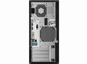 Hp Z2 Tower G4 Workstation With Xeon  U0026 32gb Ram